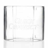 Адаптер Fleshlight Quickshot Quick Connect для соединения двух Квикшотов в одну игрушку