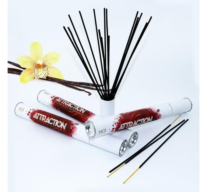 Ароматические палочки с феромонами и ароматом ванили MAI Vanilla (20 шт) для дома, офиса, магазина