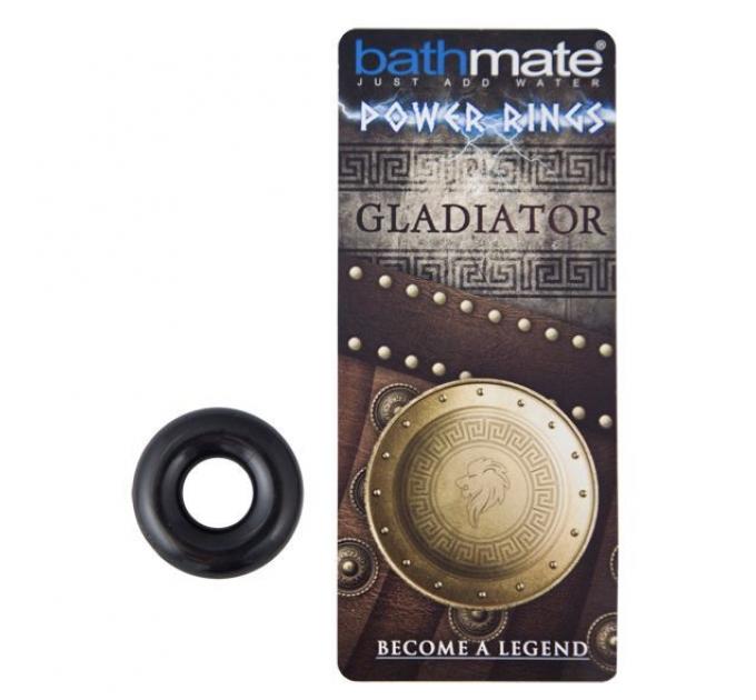 Эрекционное кольцо Bathmate Gladiator, эластичное