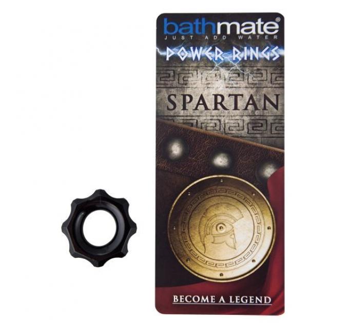 Эрекционное кольцо Bathmate Spartan, эластичное