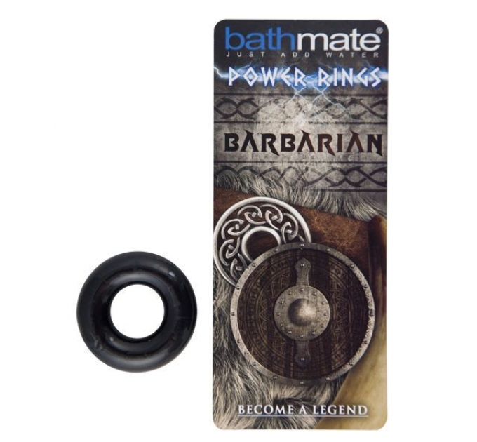 Эрекционное кольцо Bathmate Barbarian, эластичное