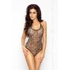 (SALE) Боди леопардовое NINA BODY XXL/XXXL - Passion