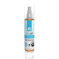 Очищающий спрей System JO NATURALOVE - ORGANIC (120 мл) без сульфатов, триклозана и спирта