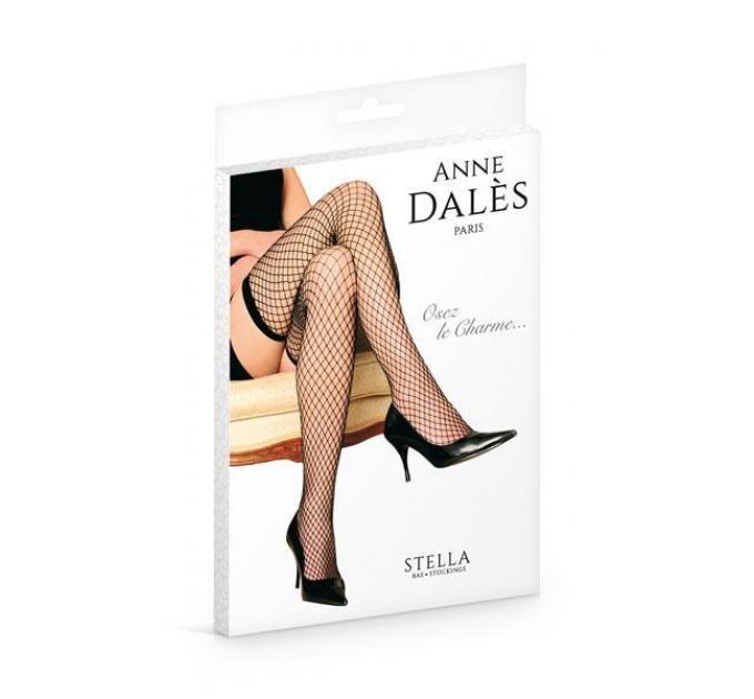 Чулки Anne De Ales STELLA T3 Black