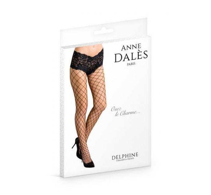Чулки Anne De Ales DELPHINE T1 Black