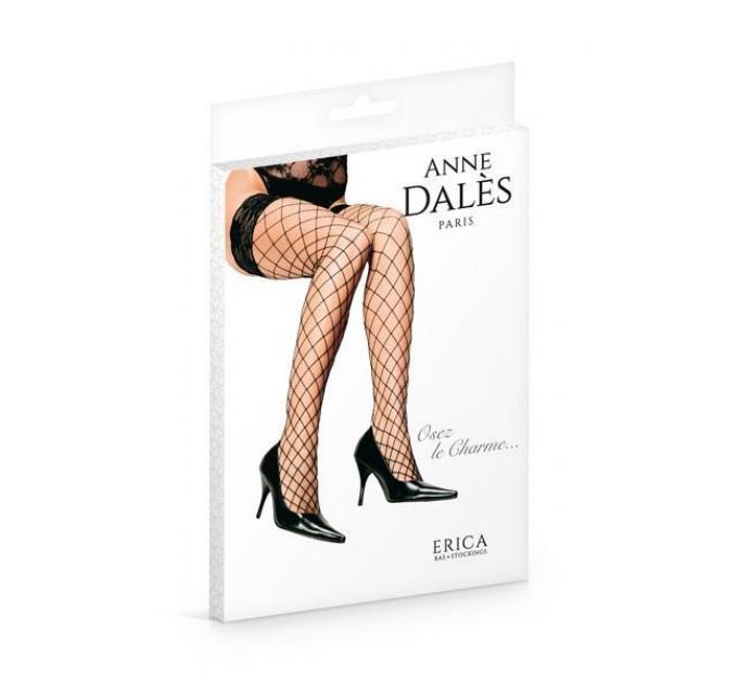 Чулки Anne De Ales ERICA T4 Black