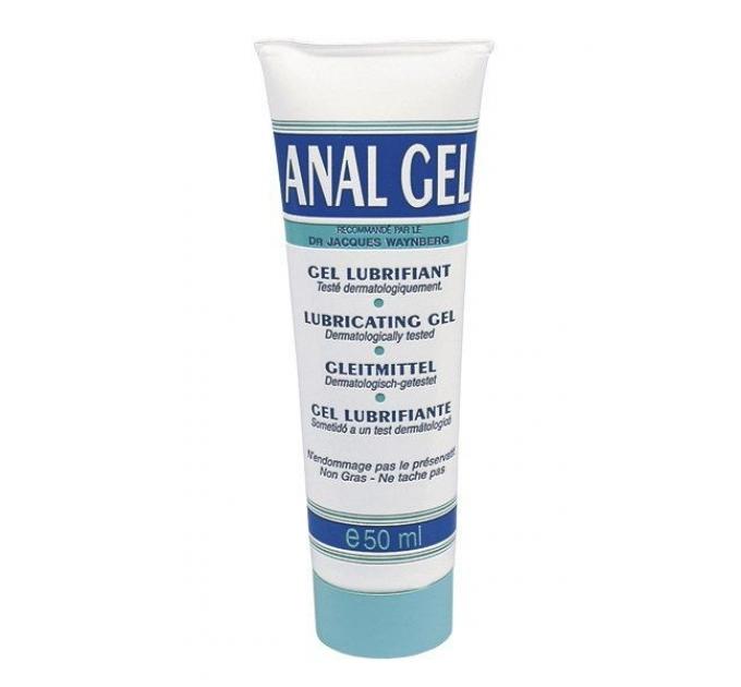 Анальный гель-лубрикант Lubrix ANAL GEL (50 мл) на водной основе