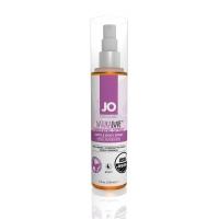 Спрей для тела и интимных зон System JO Feminine Spray Berry Body (120 мл) с ароматом ягод, USDA