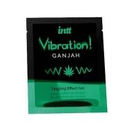 Пробник жидкого вибратора Intt Vibration Ganjah (5 мл)