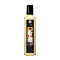 Массажное масло Shunga Sensual - Island Blossoms (250 мл) натуральное увлажняющее