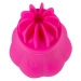 Вибратор Adrien Lastic Caress с крутящимися насадками для стимуляции эрогенных зон