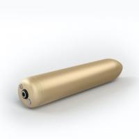 Перезаряжаемая вибропуля Dorcel Rocket Bullet Gold