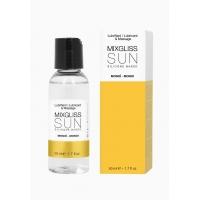 Лубрикант на силиконовой основе MixGliss SUN MONOI (50 мл) с ароматом масла Манои