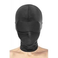 Капюшон для БДСМ Fetish Tentation Closed Hood с закрытыми глазами и ртом
