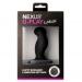 Вибромассажер простаты Nexus G-Play Large Black, 2-в-1 массажер+анальная пробка, макс диаметр 3,5см
