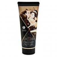Съедобный массажный крем Shunga Kissable Massage Cream - Intoxicating Chocolate (200 мл)
