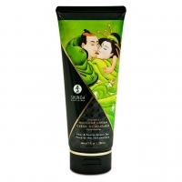 Съедобный массажный крем Shunga Kissable Massage Cream - Pear & Exotic Green Tea (200 мл)