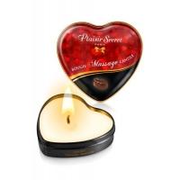 Массажная свеча сердечко Plaisirs Secrets Chocolate (35 мл)