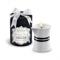 Массажная свечa Petits Joujoux - Orient - Pomegranate and White Pepper (190 г) роскошная упаковка