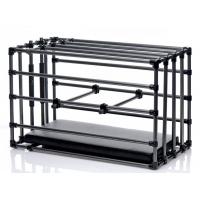 Прочная разборная клетка для наказаний Kennel Adjustable Bondage Cage