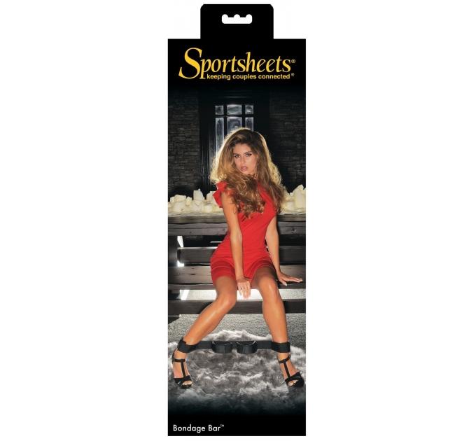 Колодка-распорка для фиксации рук и ног Sportsheets Bondage Bar