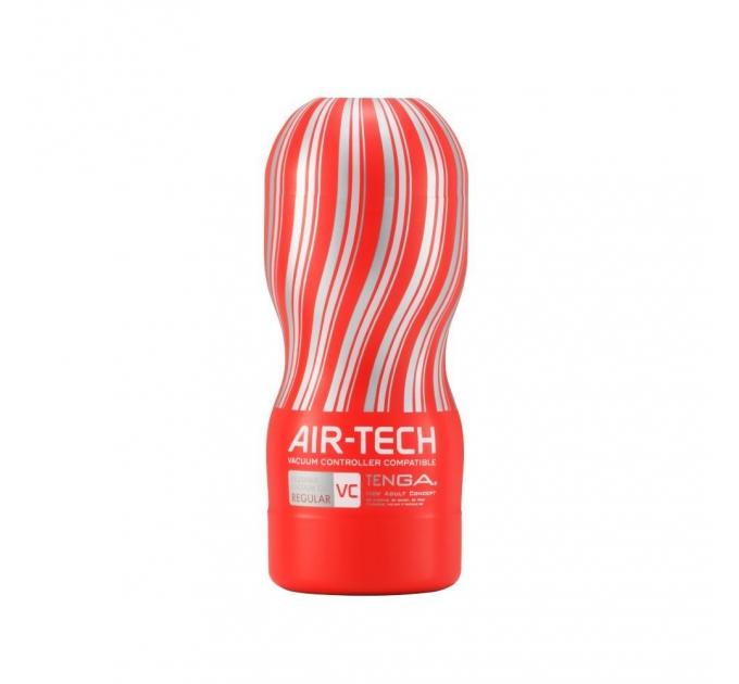 Мастурбатор Tenga Air-Tech VC Regular, более высокая аэростимуляция и всасывающий эффект