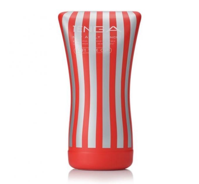 Мастурбатор Tenga Soft Tube Cup (мягкая подушечка) сдавливаемый
