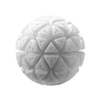 Мастурбатор TENGA GEO Glacier, новый материал, интенсивные блоки, новая ступень развития Tenga Egg
