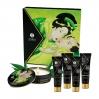 Подарочный набор Shunga GEISHAS SECRETS ORGANICA - Exotic Green Tea: для шикарной ночи вдвоем
