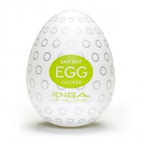 Мастурбатор яйцо Tenga Egg Clicker (Кнопка)