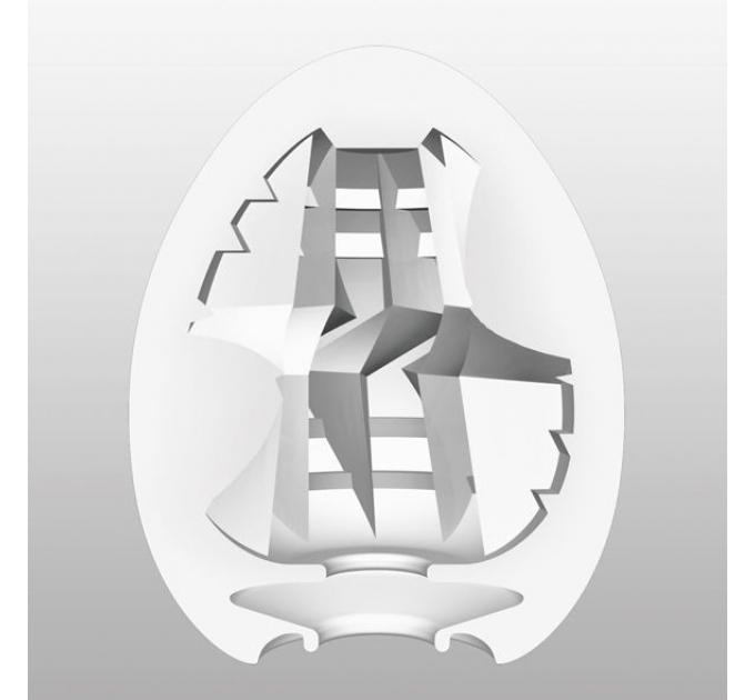 Мастурбатор яйцо Tenga Egg Thunder (Молния)