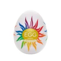 Мастурбатор яйцо Tenga Egg Shiny Pride Edition