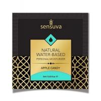 Пробник Sensuva - Natural Water-Based Apple Candy (6 мл)