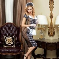 Эротический костюм горничной Скромница Катрин S/M
