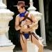 """Мужской эротический костюм ковбоя """"Меткий Вебстер"""" S/M: платок, портупея, трусы, манжеты, шляпа"""