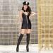 """Эротический костюм полицейского """"Сногшибательная Никки"""" платье трусики, фуражка, воротник, наручники"""