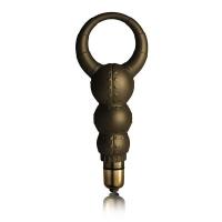 Эрекционное кольцо Rocks Off Dr Roccos Poseidon с вибрацией, со стимулятором клитора или яичек