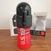 Вакуумная насадка Tenga Vacuum Controller с мастурбатором US Deep Throat Cup, единственный сосущий