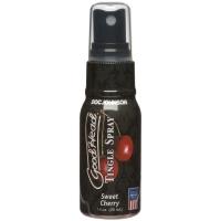 Спрей для минета Doc Johnson GoodHead Tingle Spray – Sweet Cherry (29 мл) со стимулирующим эффектом