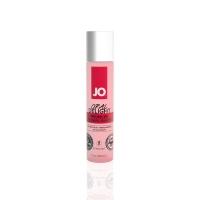 Гель для оральных ласк System JO Oral Delight - Strawberry Sensation (30 мл), эффект холод-тепло