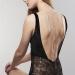 Цепочка для спины Bijoux Indiscrets Magnifique Back and Cleavage Chain - Silver, украшение для тела