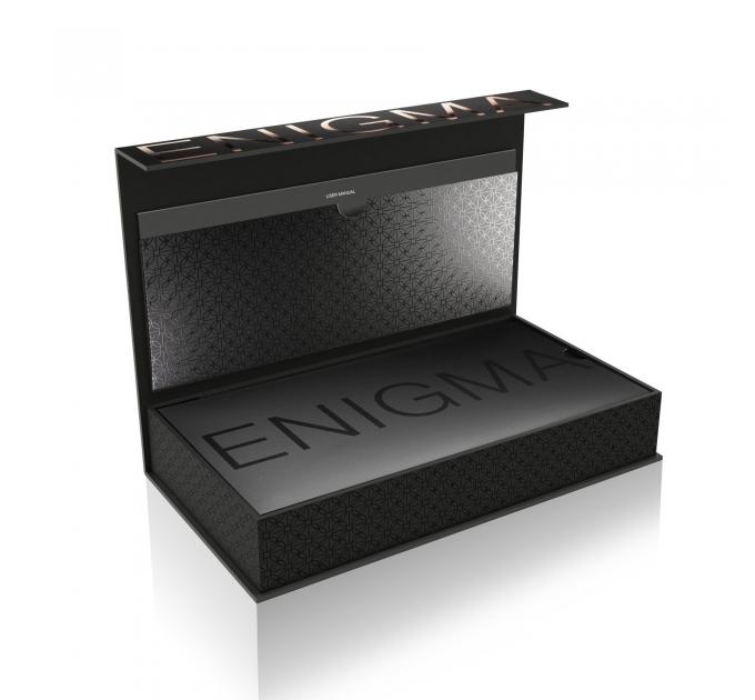 Премиум-вибратор Rocks Off Fuzion Enigma, стимуляция точки G, уникальная удобная ручка