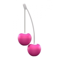 Вагинальные шарики Love To Love CHERRY LOVE, диаметр 3,5см, вес 77гр