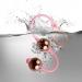 Вагинальные шарики Rocks Off Golden Balls, диаметр 2,5см, вес 122гр