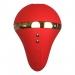 Вакуумный вибратор Kistoy Tina с подогревом, вагинально-клиторальный, диаметр 35мм