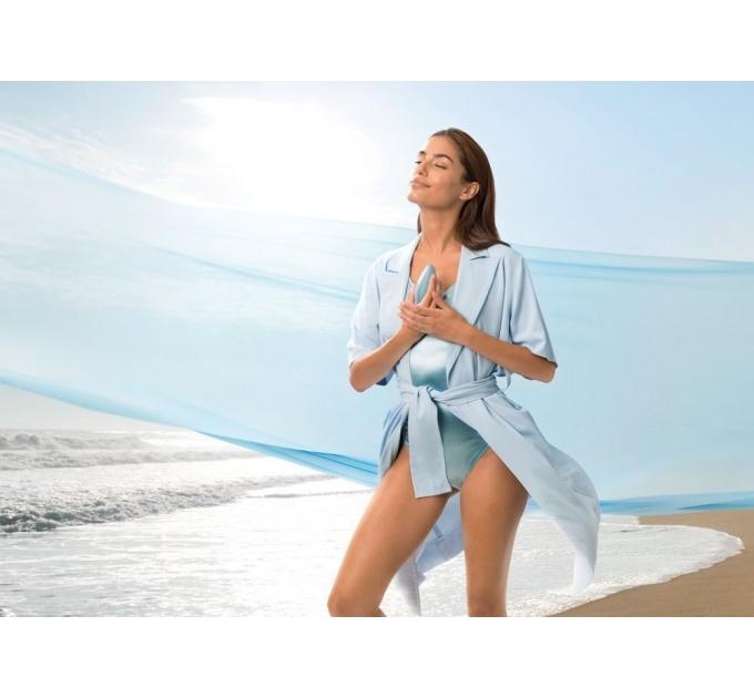 Вакуумный клиторальный стимулятор Womanizer Liberty Blue