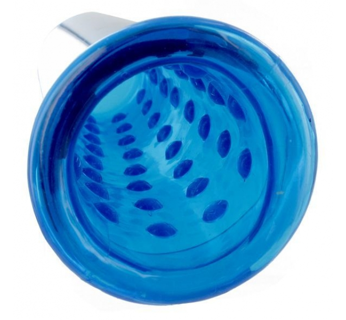 Вакуумная помпа XLsucker Penis Pump Blue для члена длиной до 18см, диаметр до 4см