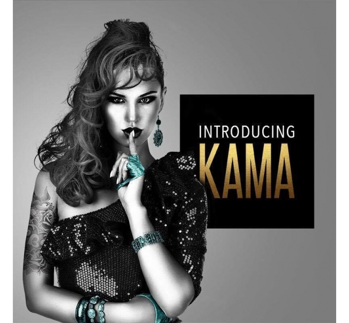 Вибратор Rocks Off Kama, приятный силикон
