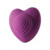 Вибромассажер сердце Rocks Off Heart Throb