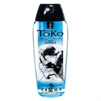 Лубрикант на водной основе Shunga Toko AROMA - Exotic Fruits (165 мл), не содержит сахара